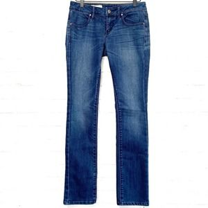 Anthropologie Pilcro Jeans Low-Rise Straight 26